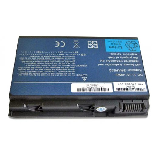 Батерия за лаптоп Acer TravelMate 5310 5520 5720 7220 7320 7520 GRAPE32 ATM00741 - Заместител