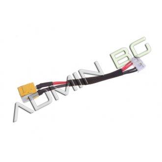 Букса за лаптоп (DC Power Jack) PJ121 1.65mm Acer Extensa 5610 5620 7620 с Кабел