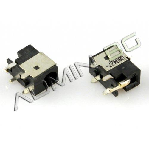 Букса за лаптоп (DC Power Jack) PJ007 2.5mm center pin - 450MC 433M 433M 433MC 433MCX 450MC