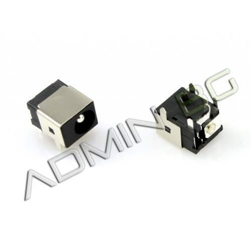 Букса за лаптоп (DC Power Jack) PJ003A 2.5mm center pin