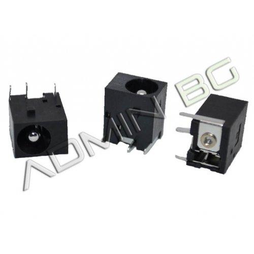 Букса за лаптоп (DC Power Jack) PJ003C 2.5mm Asus M6N M3000 Z93E F3J Z91F W6A