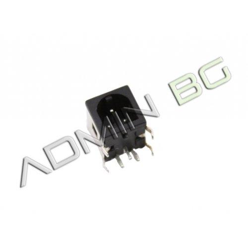 Букса за лаптоп (DC Power Jack) PJ031 Dell Latitude C-Series CP CPI CS CSX CPT CPX CPS M40