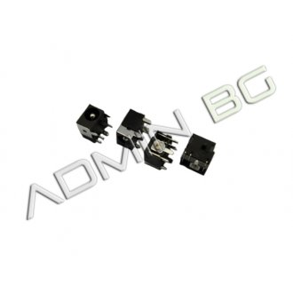 Букса за лаптоп (DC Power Jack) PJ001A 1.65mm - HP Pavilion ZE4900 Presario 2200