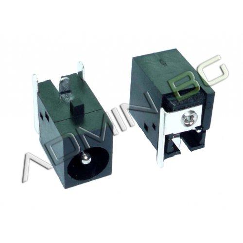 Букса за лаптоп (DC Power Jack) PJ001 2.5mm - HP Pavilion XF series XF125 XF145 XF145 XF235