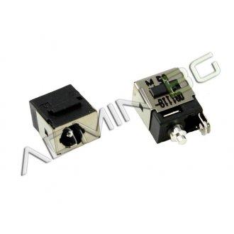 Букса за лаптоп (DC Power Jack) PJ027 1.65mm HP Pavilion DV5000 DV8000 DV8100