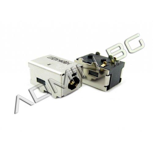 Букса за лаптоп (DC Power Jack) PJ048 1.65mm HP Presario F700 series(F700 F705 F715 F730)