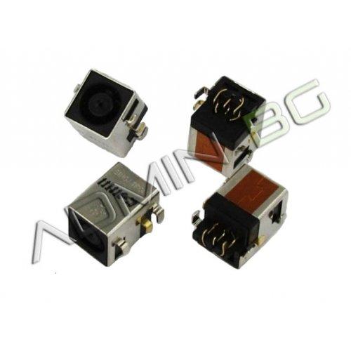 Букса за лаптоп (DC Power Jack) PJ052 7.5x0.7x5.0mm HP Compaq NC8430 HP Compaq NW8440 NW9440