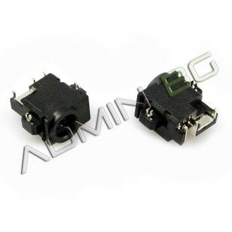 Букса за лаптоп (DC Power Jack) PJ041 Samsung R20 R20F R70 P40 X60 Samsung R20 plus R70 (5.5x3.0)