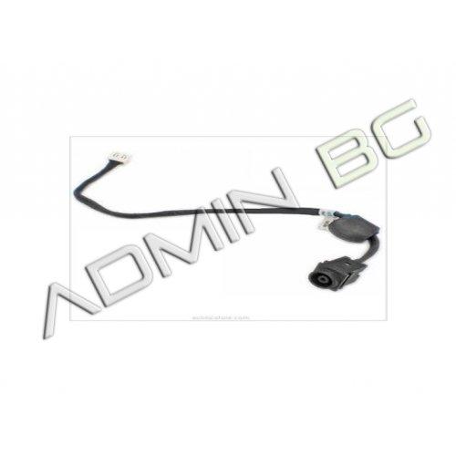 Букса за лаптоп (DC Power Jack) PJ325 Sony Vaio VGN-N With Cable
