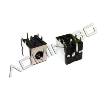 Букса за лаптоп (DC Power Jack) PJ008 2.5mm center pin - Toshiba Satellite A35 A10 A60 A65 A15 P30