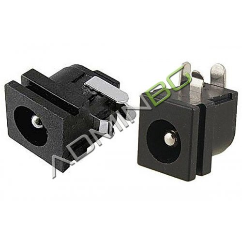 Букса за лаптоп (DC Power Jack) PJ005C 3.0 mm center pin - ToshibaTecra 8000 8100 8200