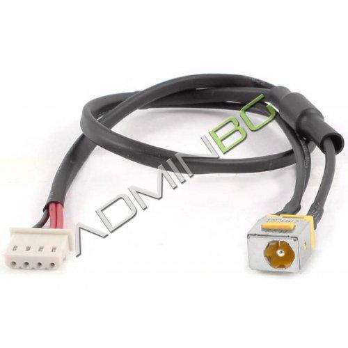 Букса за лаптоп (DC Power Jack) PJ131 Acer Aspire 6530 6930 6930g 6930z с Кабел