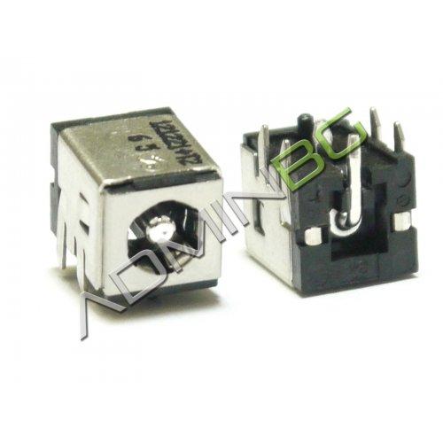 Букса за лаптоп (DC Power Jack) PJ015 2.5mm Fujitsu Siemens Amilo L1300 L7310 Asus G51 G73