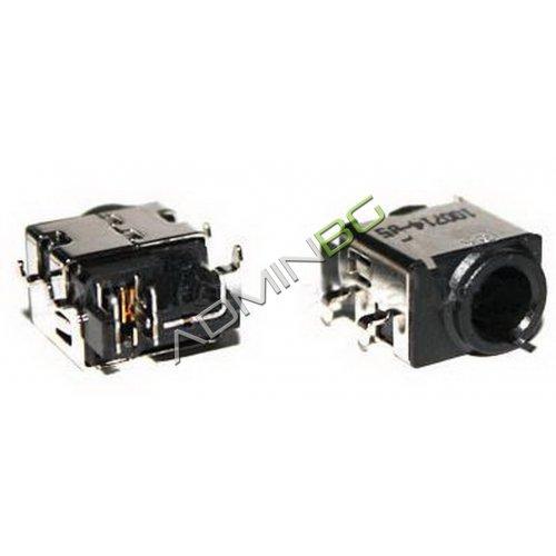 Букса за лаптоп (DC Power Jack) PJ252 Samsung N150 N220 N148 NB30 N128 (5.5x3.0)