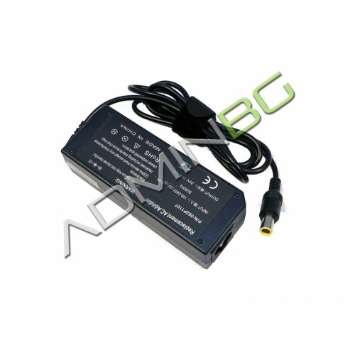 Зарядно за лаптоп (Laptop AC Adapter) Lenovo - 20V / 4.5A / 90W - (7.9x5.5) - Заместител / Replacement