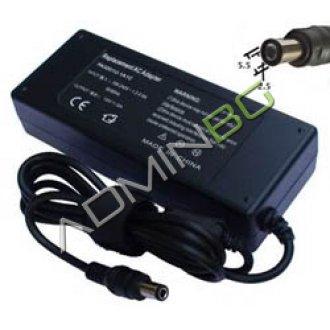 Зарядно за лаптоп (Laptop AC Adapter) Toshiba - 19V / 3.95A / 75W - (5.5x2.5) - Заместител / Replacement