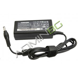 Оригинално Зарядно за лаптоп (Original Laptop Adapter) Toshiba - 19V / 2.37A / 45W - (5.5x2.5)