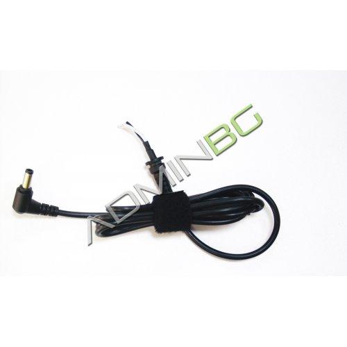 Кабел DC Cord за Asus / Toshiba / Lenovo / MSI / Gigabyte 5.5 X 2.5mm Quality