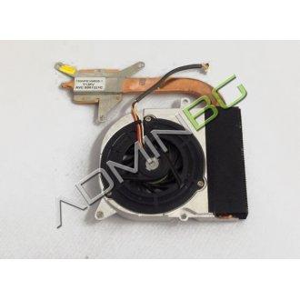 Вентилатор за лаптоп (CPU Fan) + HeatSink Packard Bell EASYNOTE BU45 - 7423700000