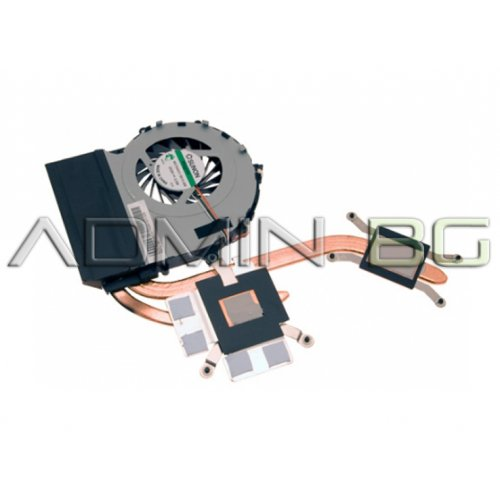Вентилатор за лаптоп (CPU Fan) + HeatSink Acer Aspire 7745G Packard Bell EasyNote LX86