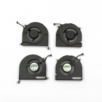 "Вентилатор за лаптоп (CPU Fan) Apple MacBook Pro A1297 17"" Left + Right / Ляв + Десен"