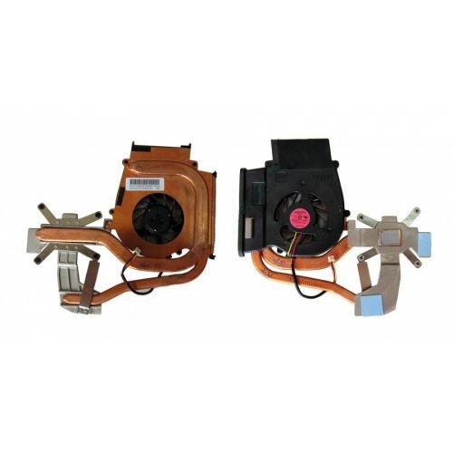 Вентилатор за лаптоп (CPU Fan) + HeatSink Sony VGN-CS VGN CS DC 5V 0.34A 3-pin DQ5D566CE01