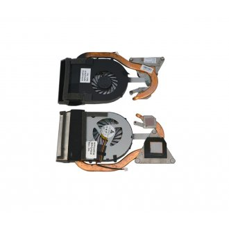 Вентилатор за лаптоп (CPU Fan) + HeatSink Acer Aspire 7251 7551 eMachines G640 Packard Bell EasyNote