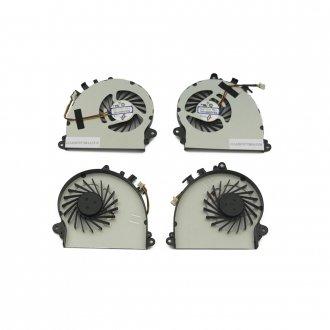Вентилатори за лаптоп (CPU + GPU Fan) MSI GS70 GS72