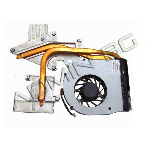 Вентилатор за лаптоп (CPU Fan) + HeatSink Acer Aspire 5542G