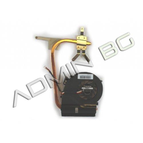 Вентилатор за лаптоп (CPU Fan) + HeatSink Acer Extensa 5630G 5635ZG 5735G-2 - 60.EDR07.002