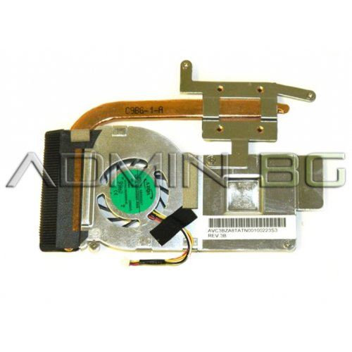 Вентилатор за лаптоп (CPU Fan) + HeatSink Packard Bell DOT S RED DOTMA Gateway LT3103