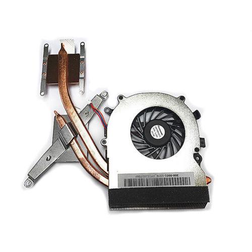 Вентилатор за лаптоп (CPU Fan) Sony VPC-EB VPC-EA VPC-EA31 EA33 EA36 с Меден Охладител / With HeatSink (For Independent Graphics)