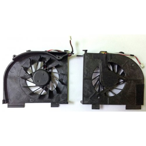 Вентилатор за лаптоп (CPU Fan) HP Pavilion DV5 DV5T DV5T-1000 DV5-1100 DV5-1200 за AMD с отделно видео