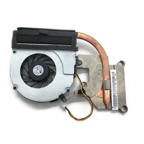 Вентилатор за лаптоп (CPU Fan) + HeatSink Lenovo IdeaPad G580 (За модели с вградено видео)