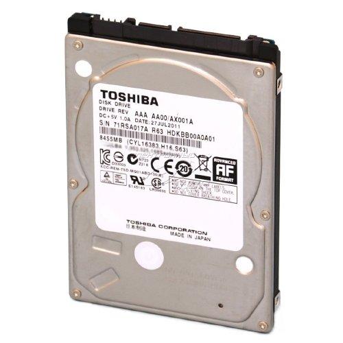 Хард диск за лаптоп - HDD for Notebook Toshiba 320GB 5400/SATA2/8MB MQ01ABD032