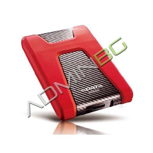 HDD External A-Data DashDrive HD650 1TB USB3.0 Red