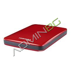 "HDD External Toshiba ext. drive 2.5"" STOR.E Canvio 500GB Red HDTC705ER3AA"