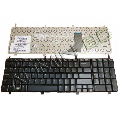 Клавиатура за лаптоп HP HDX X18 Гланцова Черна US