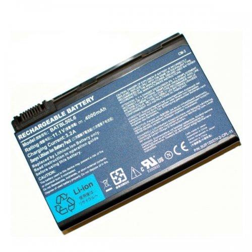 Оригинална Батерия за лаптоп Acer Aspire 5515 5610 5100 TravelMate 2490 4280 5210 (6 cell)