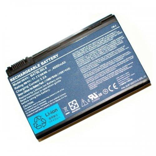 Оригинална Батерия за лаптоп Acer Aspire 3100 5110 5630 5650 TravelMate 2490 4200 BATBL50L6 (6 cells)