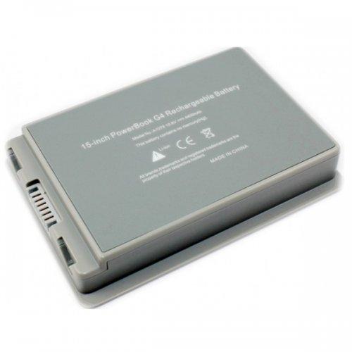 Батерия за лаптоп Apple PowerBook G4 15 A1106 M9421 M9422 M9676 M9677 M8980 A1078 - Заместител