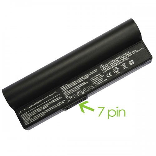 Батерия за лаптоп Asus Eee PC 701SD 703 900a 900H 900HA 900HD AL22-703 (8 cell) - Заместител