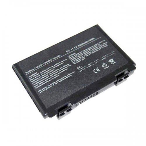 Батерия за лаптоп Asus F52 F82 K40 K50 K51 K60 K70 X5 X70 X8 A32-F52 A32-F82 - Заместител