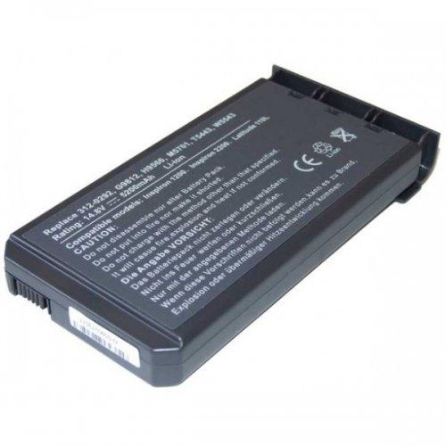 Батерия за лаптоп Dell Inspiron 110L 1000 1200 2200 BENQ A51 P52 Packard Bell C3 SQU-510 (8 cell) - Заместител