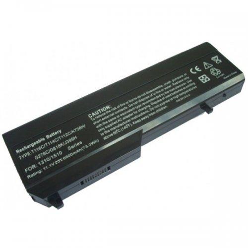 Батерия за лаптоп Dell Vostro 1310 1320 1510 2510 T114C (9 cell) - Заместител