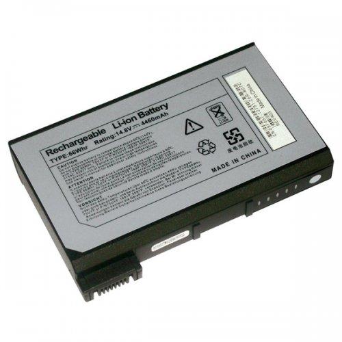 Батерия за лаптоп Dell Latitude C600 C610 C640 C800 C810 C840 1691P (8 cell) - Заместител