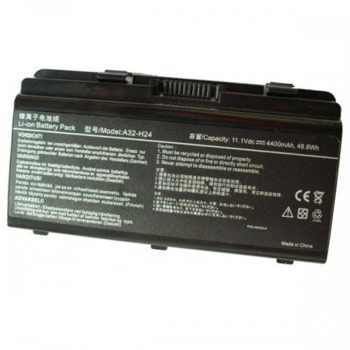 Батерия за лаптоп Asrock S14 Uniwill T410 Hasee ElegaNCe A300 A400 A32-H24 - Заместител