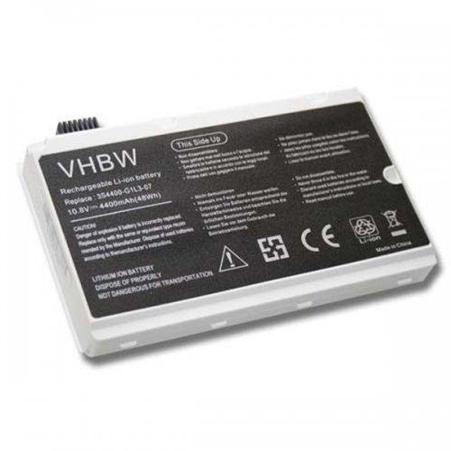 Батерия за лаптоп Fujitsu Siemens Xi2428 Xi2548 Xi2550 Pi2530 Pi2540 Pi2550 3S4400-G1S2-05 Бяла - Заместител