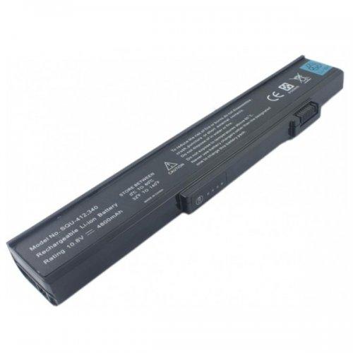 Батерия за лаптоп Gateway 6000 6500 8500 M360 M460 MX6000 MX6100 MX6600 SQU-415 (6 cell) - Заместител