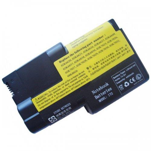 Батерия за лаптоп IBM ThinkPad T20 T21 T22 T23 02K6620 (6 cell) - Заместител